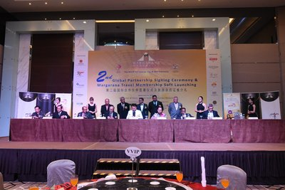2nd Global Partnership Signing Ceremony and Soft Launching of Margarana Travel Membership (MTM)