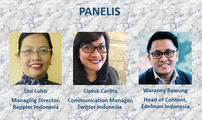 PR Newswire Indonesia to Host Panel Discussion on Optimizing Content in the Digital Era