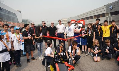 British Motorsport Festival Successfully Launches In China