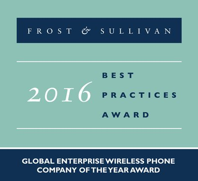 Frost & Sullivan Lauds Ascom's Continued Dominance of the Enterprise Wireless Phone Market