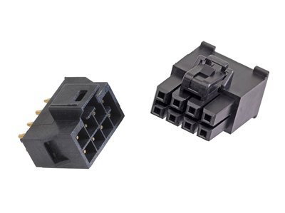 Molex Nano-Fit power connectors now available from RS Components