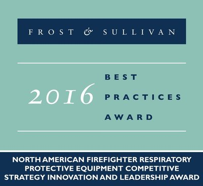 Frost & Sullivan Applauds Scott Safety's Introduction of Scott Sight, a Unique In-mask Thermal Imaging System for Firefighters