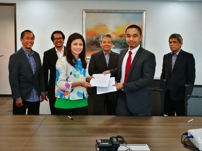 Grid Mobile Entered into a Collaboration Agreement with 1Machine System Sdn Bhd