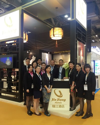 Jin Jiang International Hotels Attended ITB Asia, Developing Its Overseas Markets