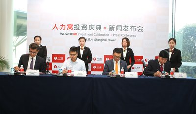 Ant Financial, FESCO and Adecco Group co-found WoWooHR to create the new e