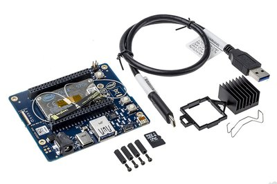 Now Stocking at RS Components, the Intel(R) Joule(TM) Development Platform Enables Rapid Prototyping for IoT Applications