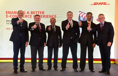 DHL eCommerce Invests EUR70 Million to Strengthen India's E-commerce Sector