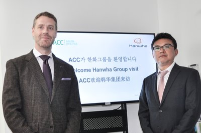 Asia Clean Capital and Hanwha Q CELLS to Cooperate on 200MW Solar Pipeline