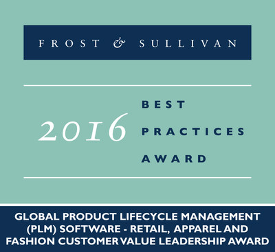 Frost & Sullivan Acclaims Centric Software's Holistic PLM Platform that Sharpens the Strategic Focus of Companies in the Retail, Apparel, and Fashion Industries