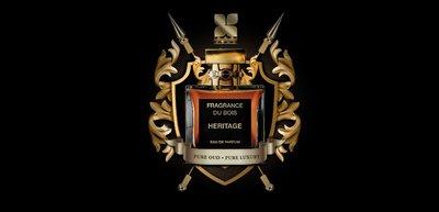 Heritage 由调香师 Francois Merle-Baudoin 为 Fragrance Du Bois 打造