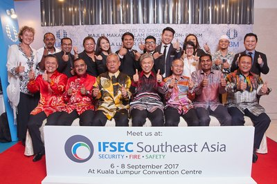 Malaysian Deputy Prime Minister and Minister of Home Affairs Gives High Praise to IFSEC Southeast Asia 2017