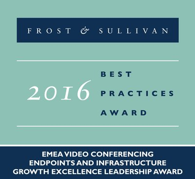 Frost & Sullivan Commends Huawei's Innovation-backed Growth in the EMEA Video Conferencing Endpoints Market