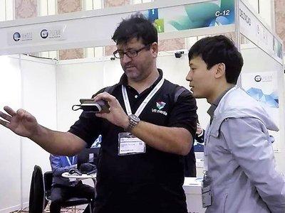 uSens凌感SIGGRAPH Asia演讲 首次详解VR交互核心技术