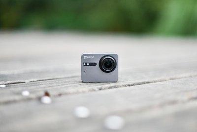 萤石再推运动新品S5  899元起步的4K相机