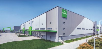 Goodman Secures Five New Customers Signing 98,120 sqm at Goodman Pudong Airport Logistics Park in Shanghai