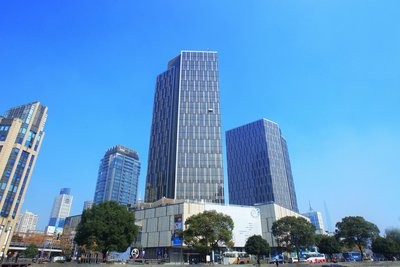 Shanghai Corporate Avenue 3 Officially Named Infinitus Tower