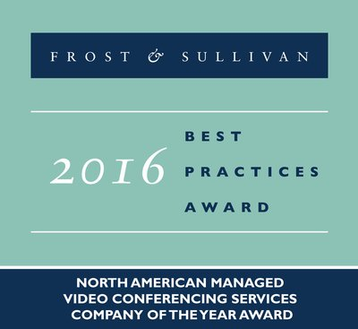 Frost & Sullivan Applauds AVI-SPL for Driving Business Performance by Developing Next-generation Managed Video Conferencing Services