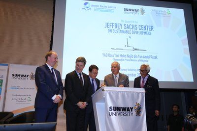 Sunway University Transforms Our World by Advancing Sustainable Development Goals