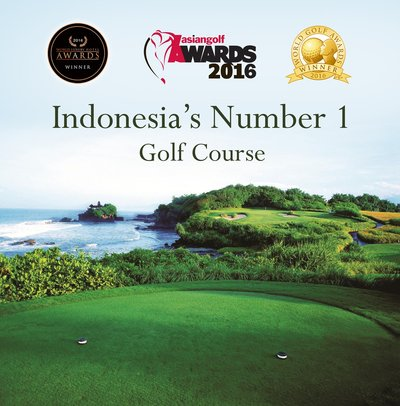 Pan Pacific Nirwana Bali Resort Wins Multiple Coveted Golf Awards
