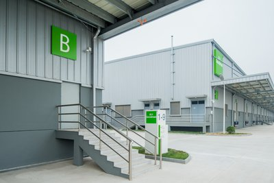 Goodman Secures New Lease with Beijing Toread Outdoor Products for 40,889 sqm of Logistics Space in Tianjin