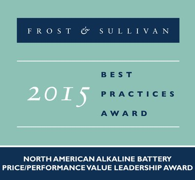 Frost & Sullivan Commends Batteroo for Developing a Solution that can Dramatically Increase Disposable Battery Optimization