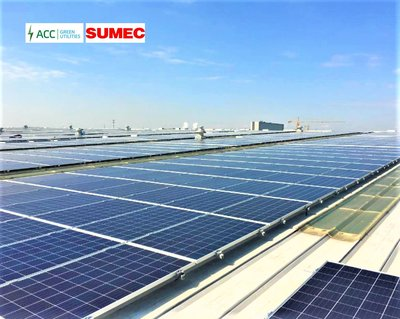 Asia Clean Capital and SUMEC to Cooperate on 100MW Solar Pipeline