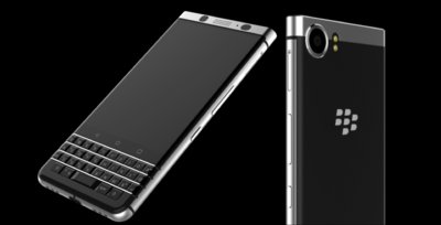 Get a First Glimpse of the New Keyboard BlackBerry Smartphone at CES