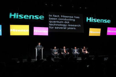 Hisense Announces the