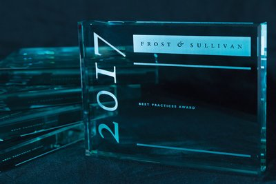Frost & Sullivan Awards Gala Draws in Top Industry Leaders for Prestigious Recognition