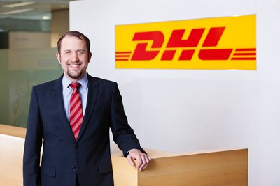 DHL Global Forwarding香港與澳門董事總經理Mark Slade