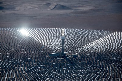 SolarReserve's Crescent Dunes Solar Energy Project with U.S.-Developed Storage Technology Receives up to $78 Million Investment from Capital One