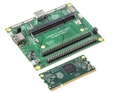 Now available from RS Components and Allied Electronics, Raspberry Pi 3 Compute Module delivers low-cost development capabilities
