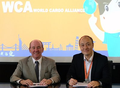 WCA and Alibaba.com Collaborate on Cross-border E-commerce Shipments