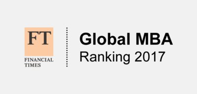 曼彻斯特商学院荣登《金融时报》MBA课程全球30强