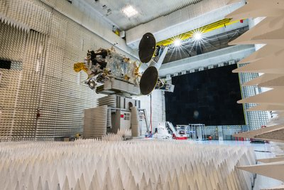 Telkom 3S Communication Satellite Built by Thales Alenia Space Has Been Successfully Launched