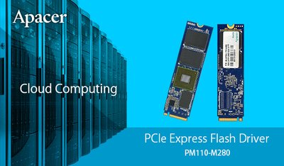 Apacer's PCIe Express Flash Driver