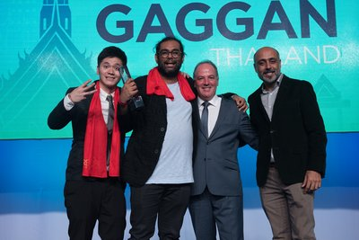 For a third consecutive year, Chef Gaggan Anand (Gaggan, Bangkok) receives the dual awards for The Best Restaurant in Asia, sponsored by S.Pellegrino & Acqua Panna and The Best Restaurant in Thailand, sponsored by S.Pellegrino & Acqua Panna.