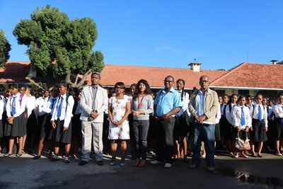 DHL and SOS Children's Villages Partner the Ministry of National Education and UNESCO to Extend the GoTeach Program with Math, Physics, and Innovation Olympiads for Madagascar's Youth