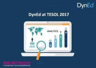 2017 TESOL大会将于西雅图召开 戴耐德将参会并发表演讲