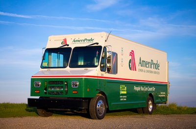 AmeriPride Services Sets Industry Record With Order of 20 Additional All-Electric Walk-in Vans Powered by Motiv Power Systems
