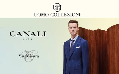22nd and 23rd of March: Canali Made-to-Measure Specialist Mr. Marco Pennazzato Will Be Exclusively Available at Uomo Collezioni, Multi-Brand Luxury Store at Iconic Marina Bay Sands