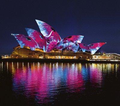 Vivid Sydney 2017: Bigger, Bolder, Brighter