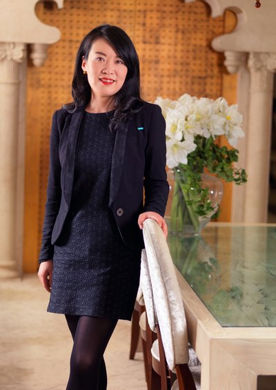New Appointment of Christine Wang