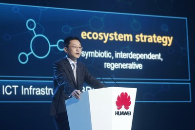 Huawei and global partners to build sustainable ecosystem to facilitate industry-wide shift to digital