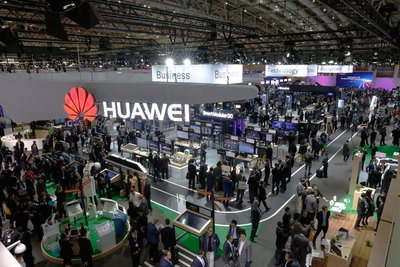 Huawei Attends CeBIT 2017 with 100 Partners to Advance Digital Transformation