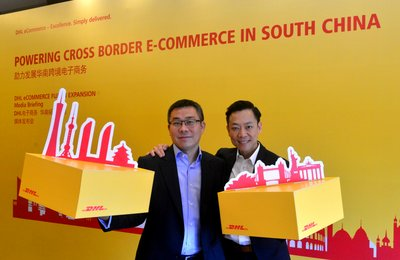 DHL eCommerce Expands Presence in South China to Further Boost China's Booming Cross-Border e-Commerce Industry