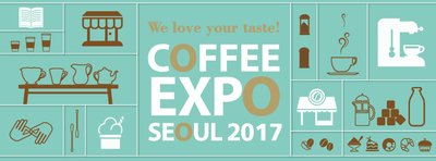 Grand Opening of Coffee Expo Seoul 2017