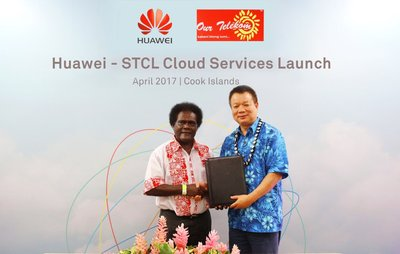 Huawei Outlines Cloud Strategy for the Pacific Islands