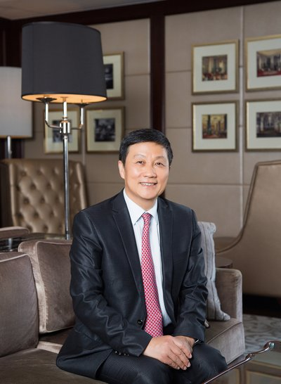 Hilton Appoints Area President for Greater China and Mongolia
