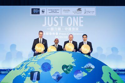 Sands China Partners with WWF for Climate Action Through WWF's Earth Hour 'Just One' Hotels Programme